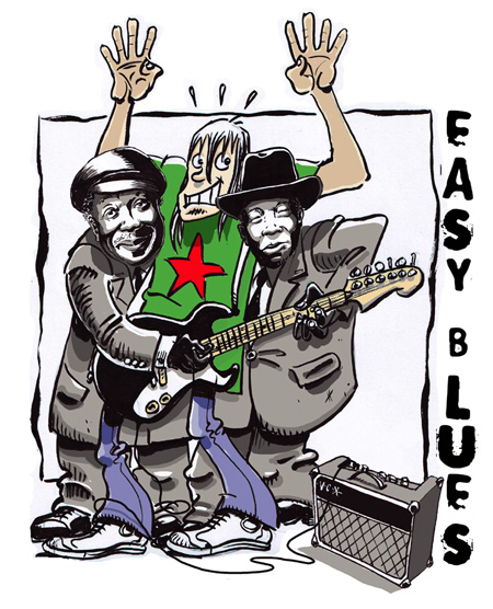easy blues